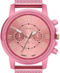 Geneva StarPower rózsaszínű női karóra GE15142TR