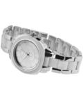 Trendi ezüst-fehér fémszíjas Excellanc karóra EX18387TR