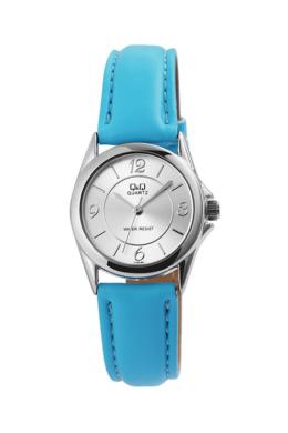 Trendi Q&Q Sweet kék színű női karóra QQ3481TR