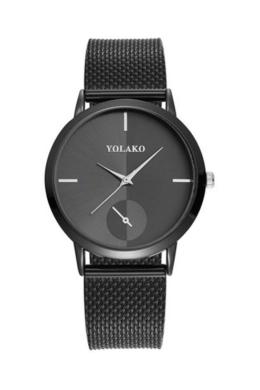 Yolako Cool Design női karóra fekete szíjjal YO8101TR