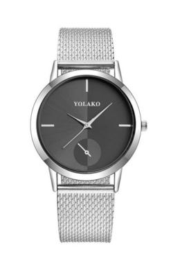 Yolako Cool Design női karóra ezüst szíjjal YO8102TR