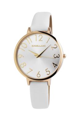 Trendi fehér színű Excellanc Pro női karóra EX189098TR
