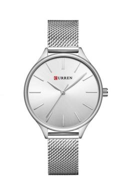 Curren Ocean ezüst fémszíjas női karóra CU3240TR