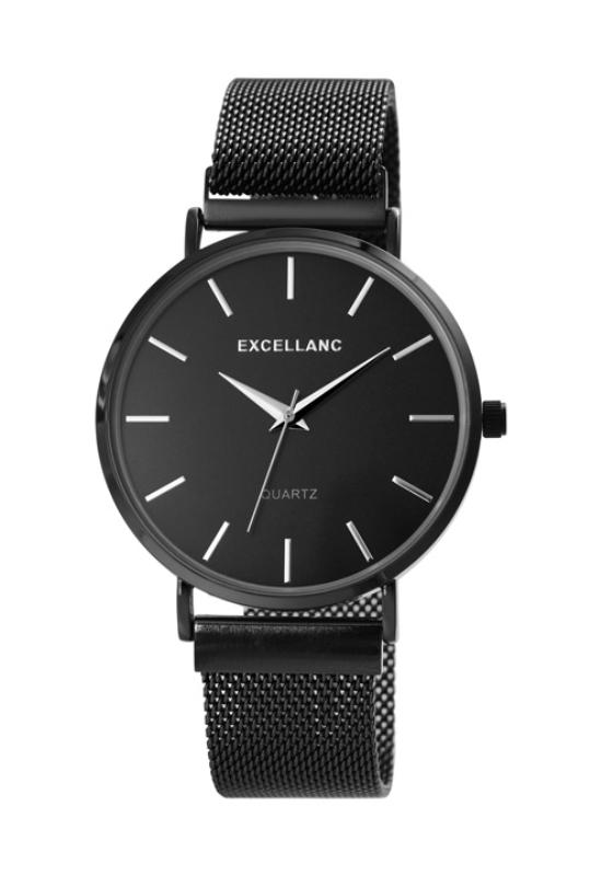 Excellanc fekete színű férfi karóra EX181150KL