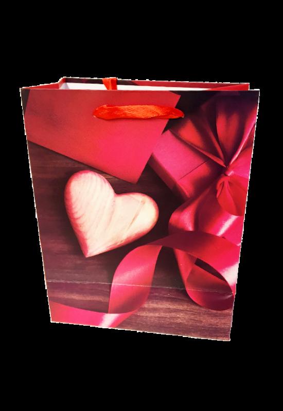 Szívecskés ajándéktasak párodnak, szerelmednek