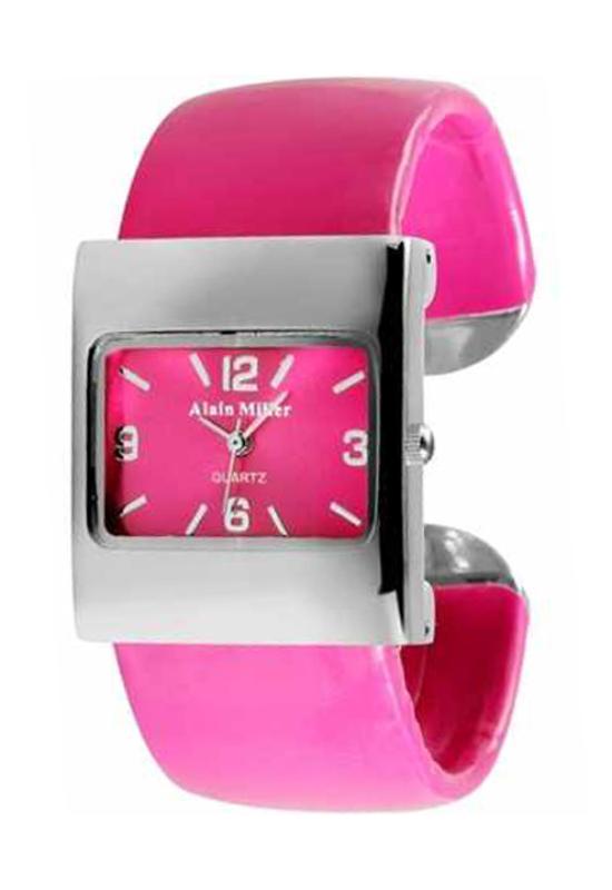 Trendi pink Alain Miller karperec óra AM3525TR