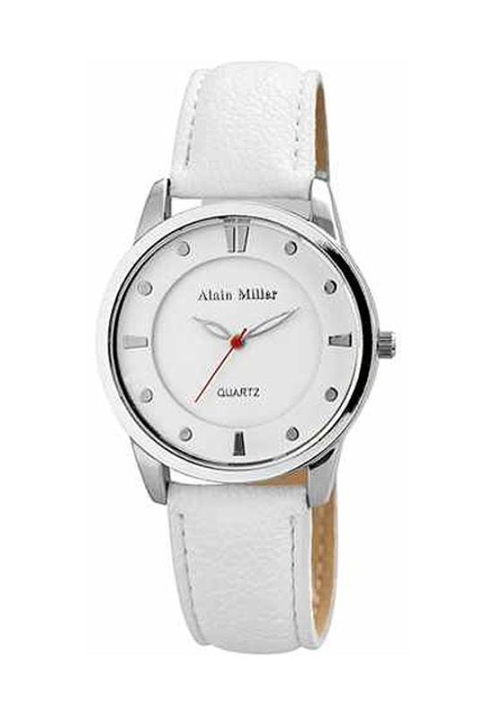 Trendi fehér Alain Miller női karóra AM3534TR