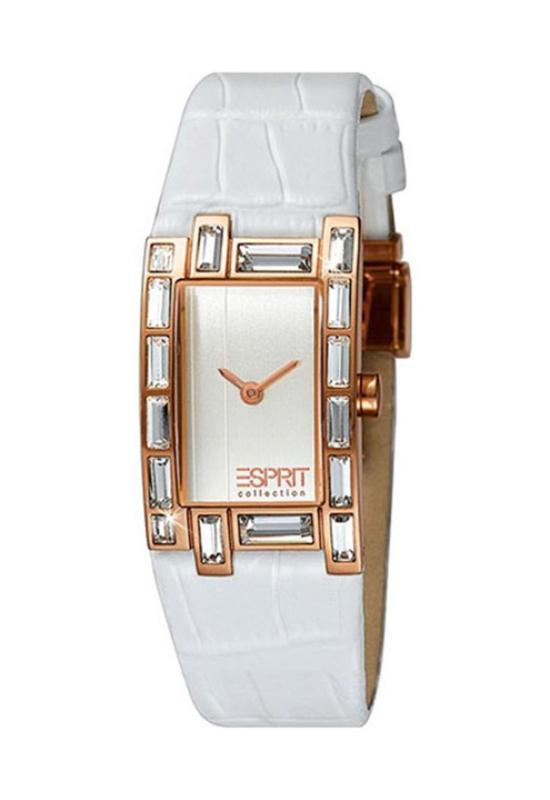 Esprit fehér női óra csodaszép kövekkel EL900262010