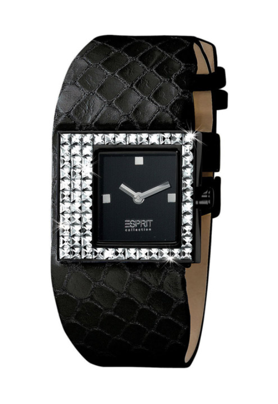 Esprit Eurora NIght fekete női óra EL900422001