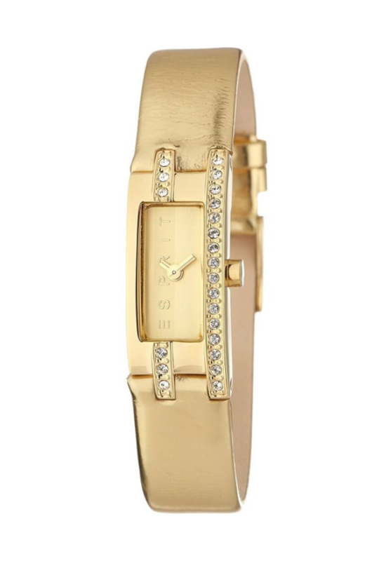 Esprit Liquid Pico Gold arany színű női óra ES000DU2019