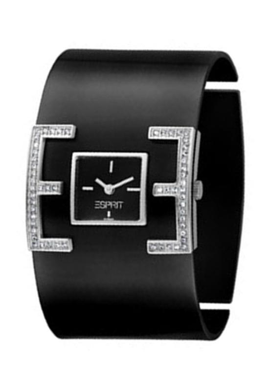 Esprit E-Motion Black fekete női karóra ES101712006