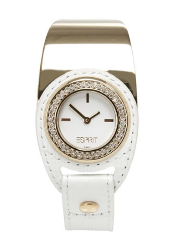 Esprit Sweet Button Gold fehér női karóra ES101842001