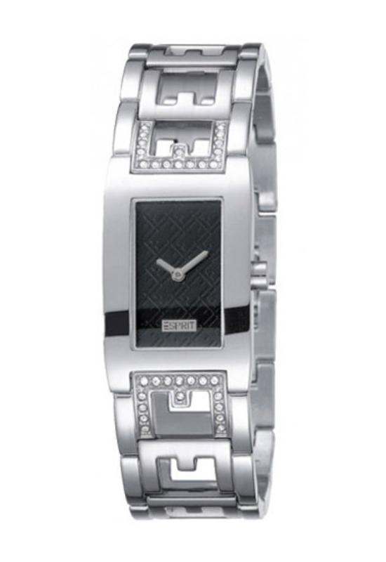 Esprit E-FFECT Silver Black női karóra ES102242002
