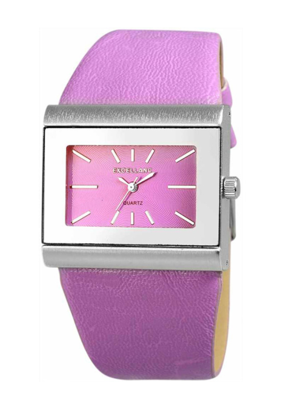 Trendi pink Excellanc női karóra EX17911TR