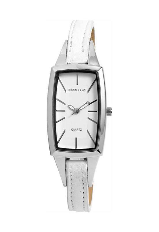 Fehér Excellanc trendi női karóra EX17932TR