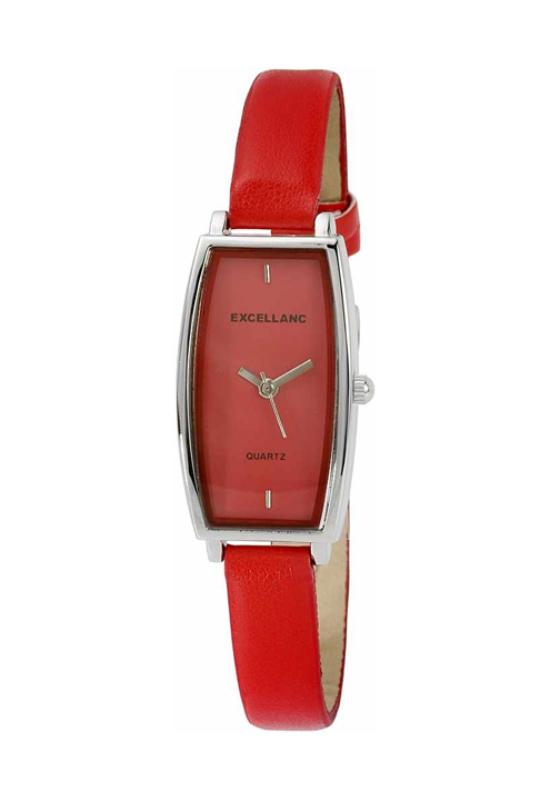 Trendi Excellanc piros női karóra EX18039TR