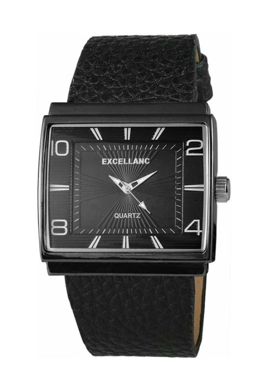 Trendi Excellanc fekete karóra EX18085TR