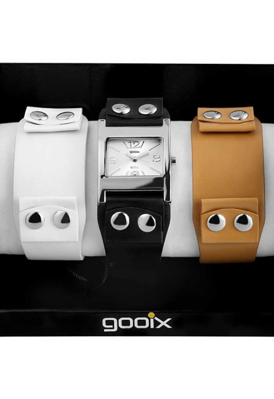 Trendi Gooix 3 in 1 női karóra GX03839012