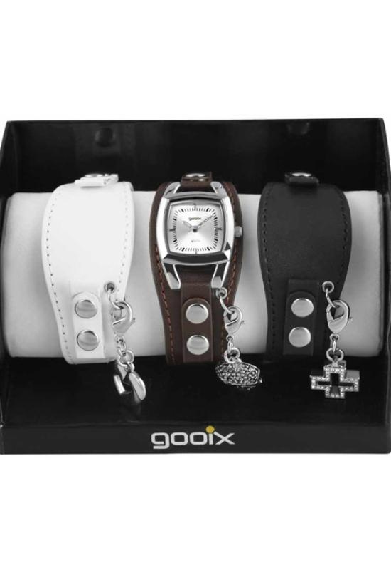Trendi Gooix 3 in 1 női karóra GX03923098