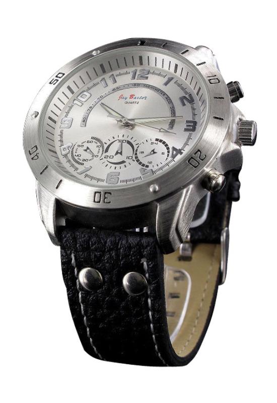 Jay Baxter fekete chronograph férfi karóra JB4275CH