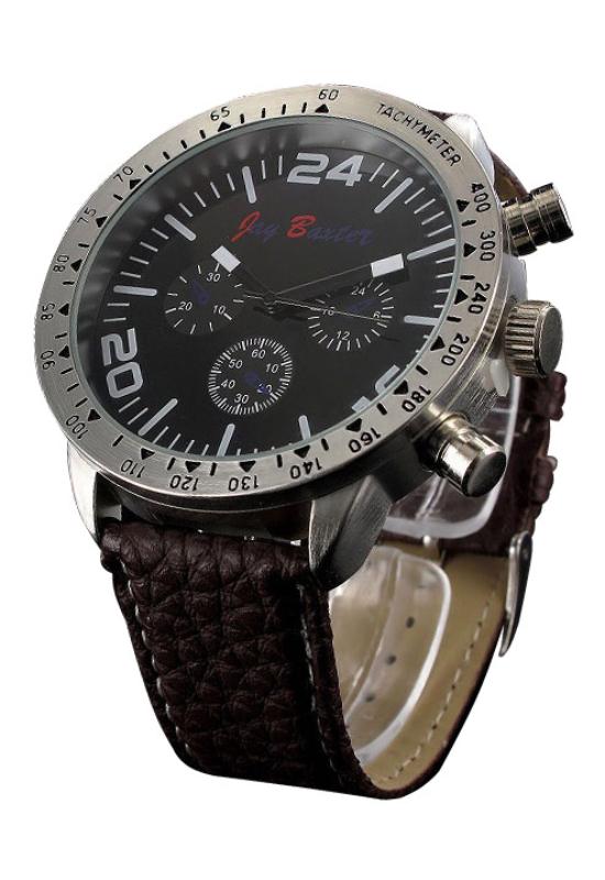 Jay Baxter barna chronograph férfi karóra JB4276CH
