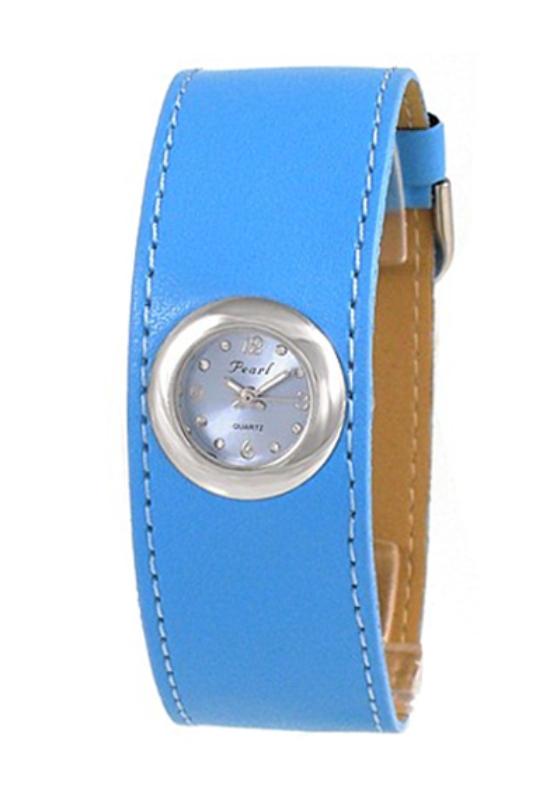 Trendi kék Pearl női karóra PE3714TR